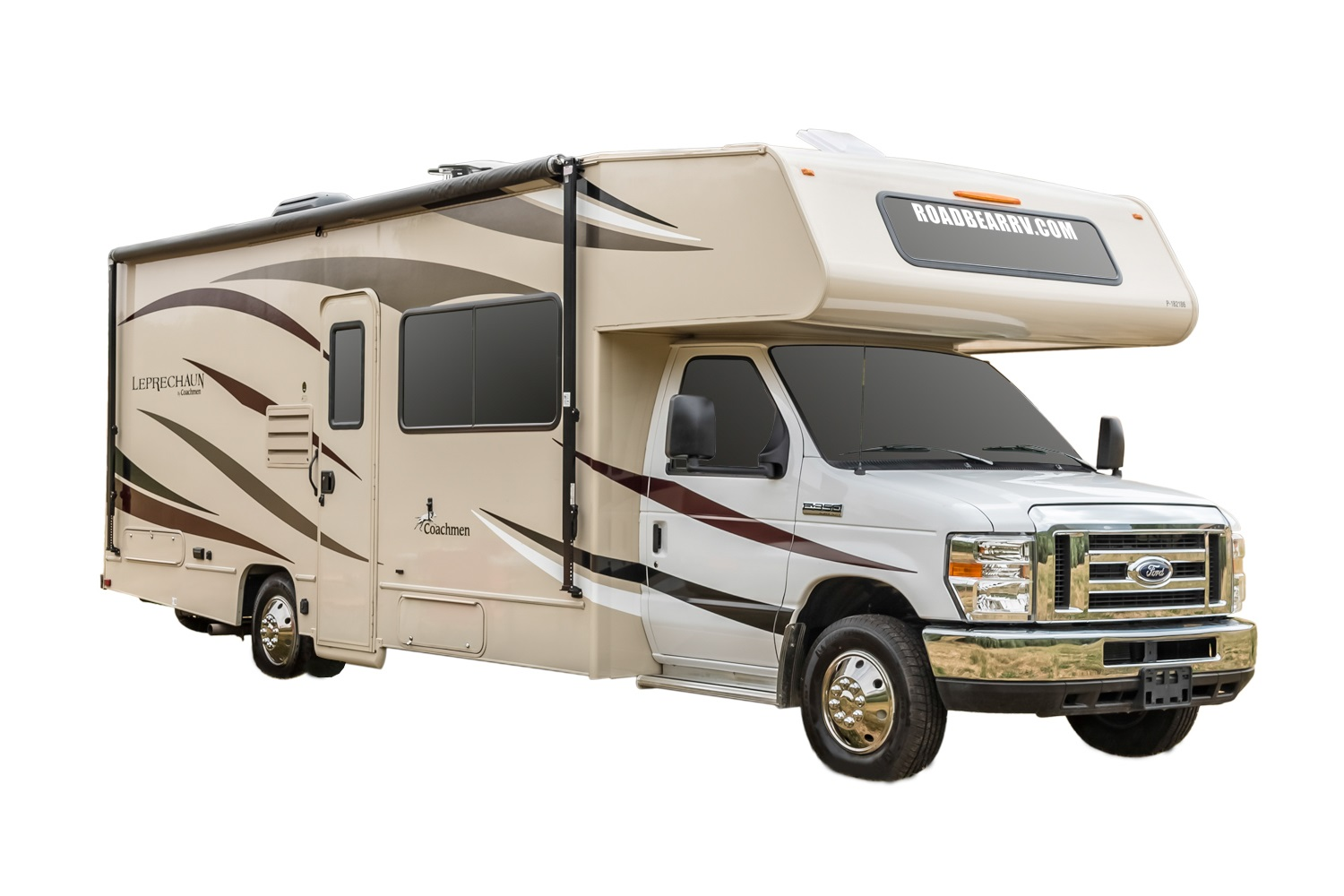 25-27 ft Class C Motorhome with slide out