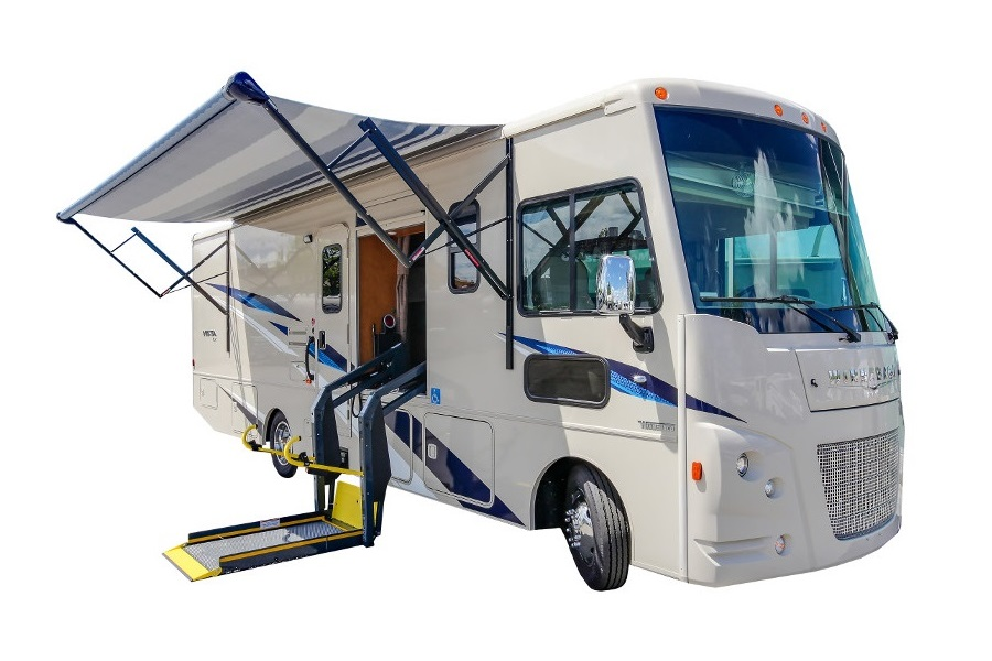 Class A 30 ft (Wheel Chair Accessible)