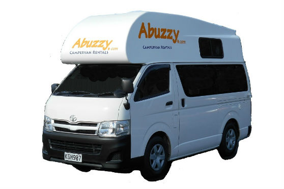 Abuzzy 3 Berth Top